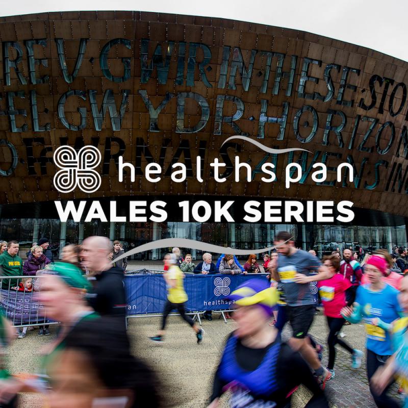 Healthspan Wales 10k Series