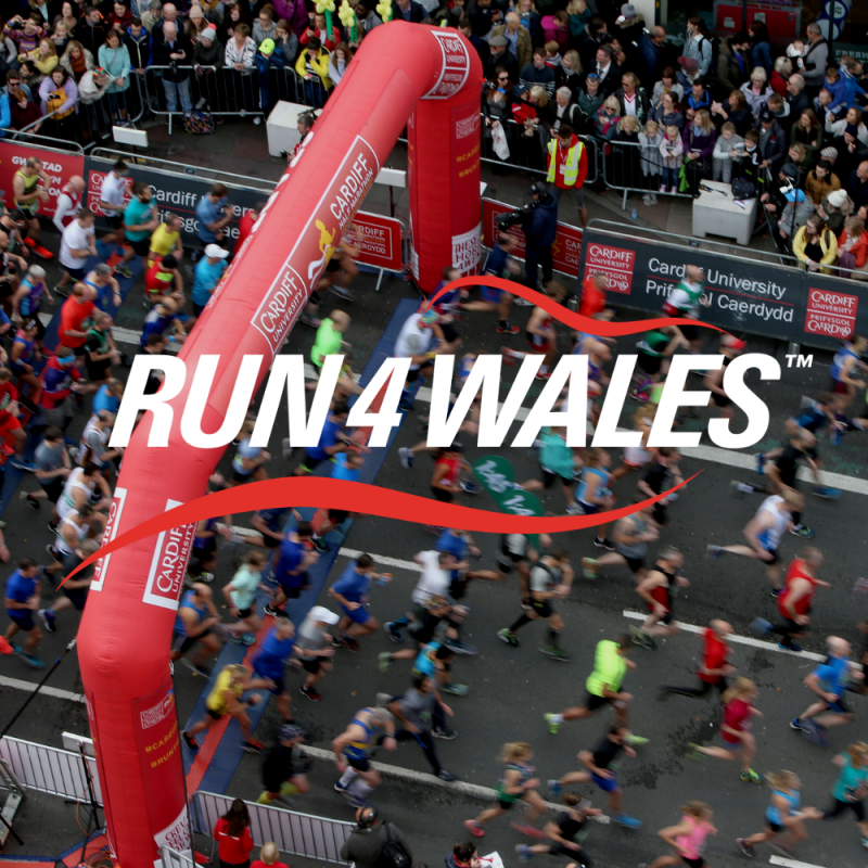 Run 4 Wales Merchandise