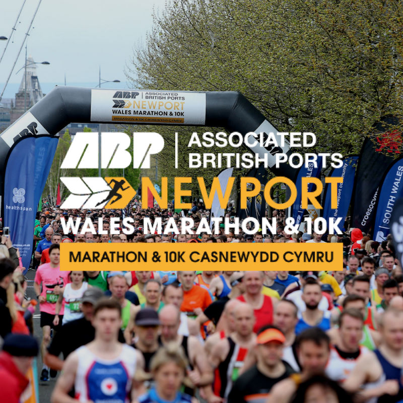 Newport Wales Marathon and 10k